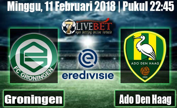 Prediksi Bola Jitu Groningen Vs Ado Den Haag 11 Februari 2018 Kompetisi Holland Eredivisie Minggu 11 Februari 2018 Groningen Sport Team Logos Juventus Logo