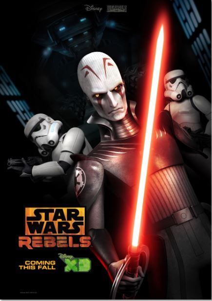 Star Wars Rebels Coming to Disney   FREE Star Wars Day Activity Kit