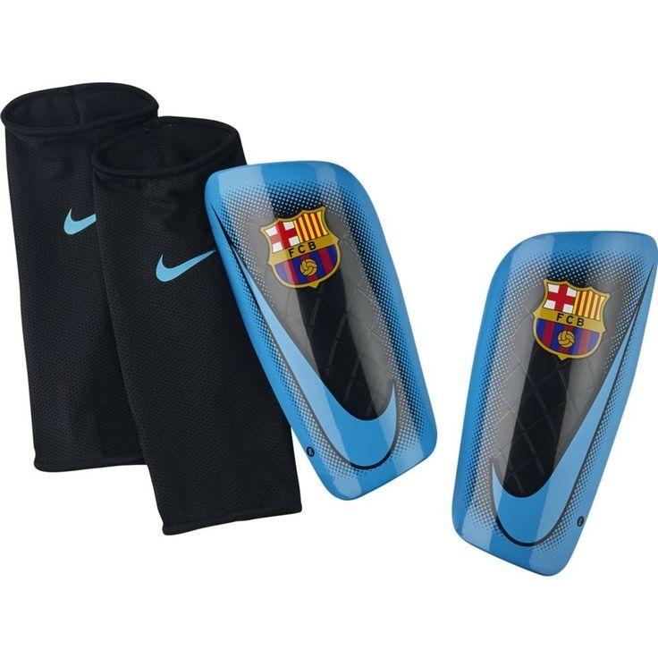 Nike FC Barcelona Mercurial Lite Scheenbeschermers Black - Voetbalshop.nl