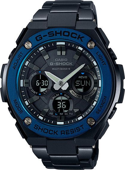 17 best images about great g shocks i love these watches most mens g shock g steel layer guard structure