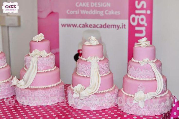 cake academy: CORSO WEDDING CAKES - CAKE ACADEMY - ROMA