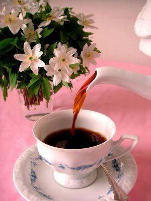 kahvia äidille