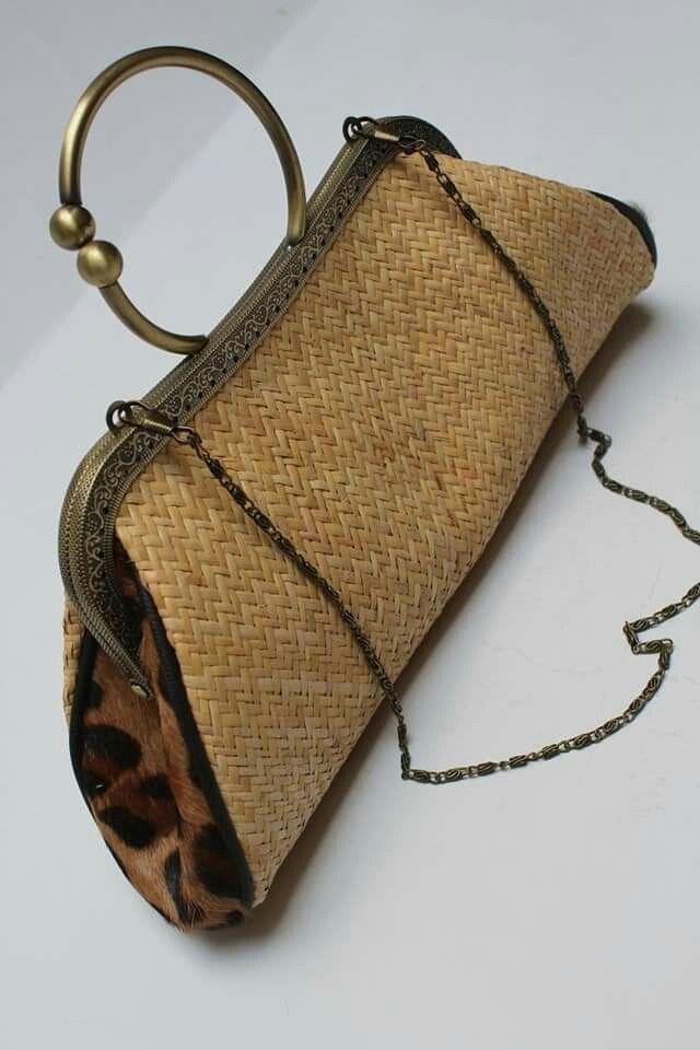 Pin By Rhabags On Sac Rattan Bag Purses And Handbags Handmade Purses