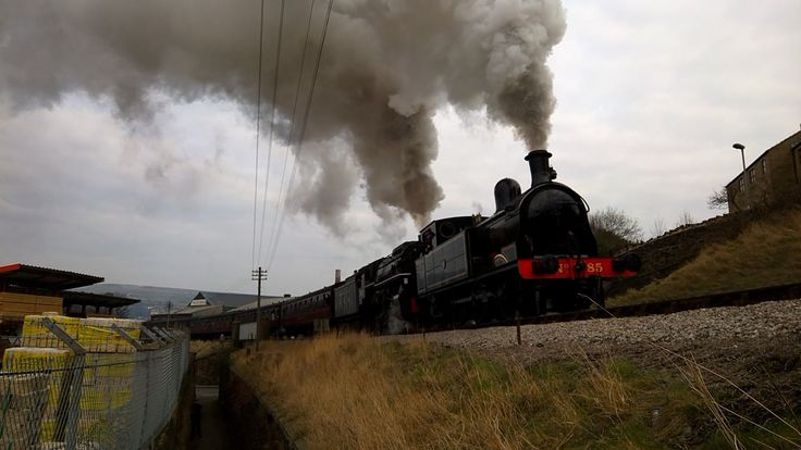 Keighley and Worth Valley Railway - Double Header