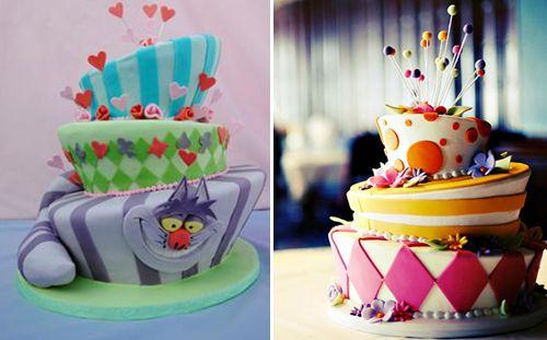 Cake Art Wonderland : tarta_alicia Alicia en el pais de las maravillas ...