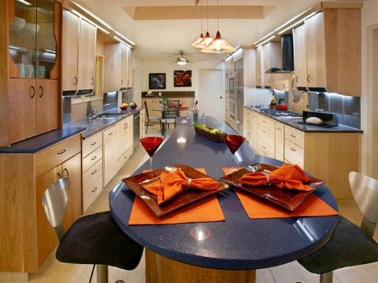 Galley Kitchens Form Home Depot