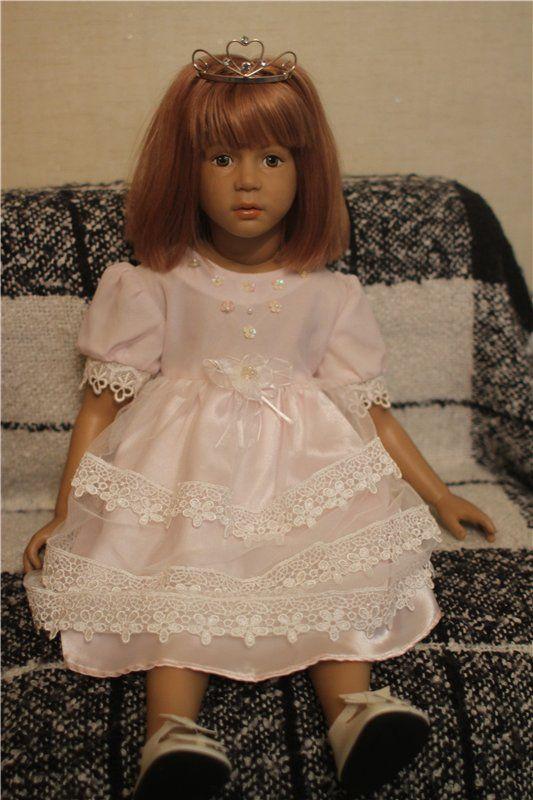 Самодельные куклы фото очень