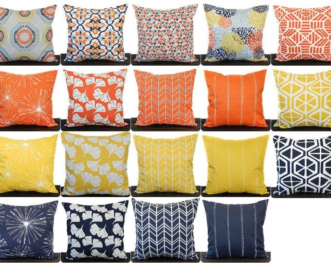 Decorative Throw Pillow Cover Cushion Cover Monarch Orange Etsy Pillows Decorative Patterns Pillow Decorative Bedroom Pillows Decorative Diy