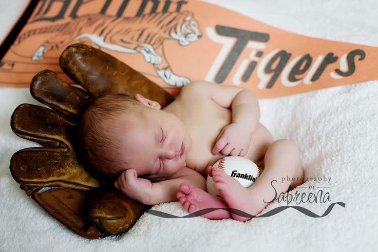 Newborn Baby Boy Picture Ideas In Baseball | Newborn Baby Boy –