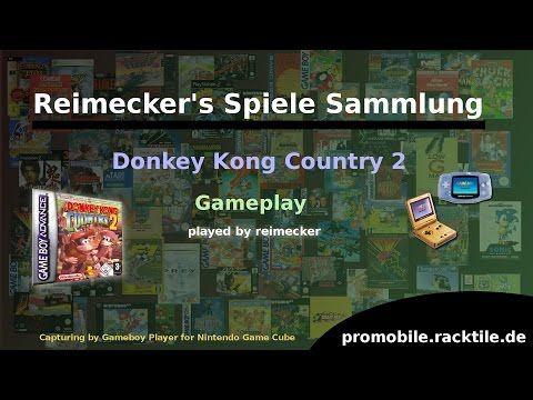 Reimecker's Spiele Sammlung : Donkey Kong Country 2