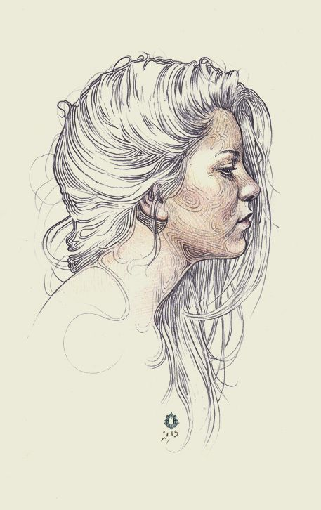 best 25 profile drawing ideas on pinterest drawing