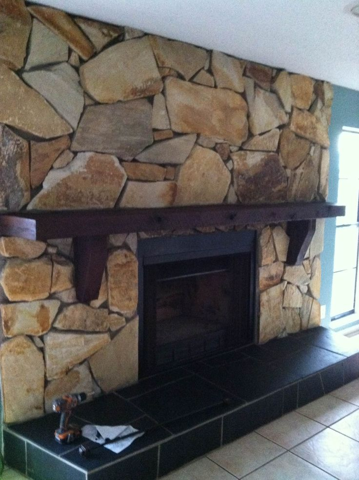 25 best Fireplace images on Pinterest | Fireplace ideas, Stone ...