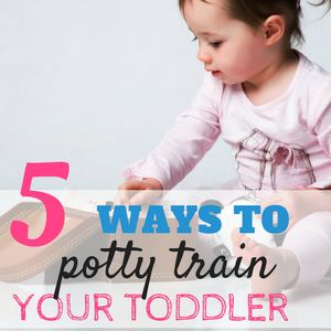 Are you preparing to potty train your toddler? We are! For this reason, I've been doing some research and reading a lot about different ways to get it done as painlessly as possible. Here are the best methods I've found.… Continue Reading →