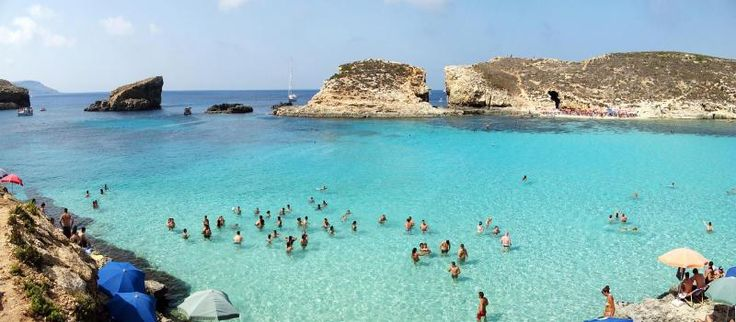 maltaya gitmek için 10 sebep- Comino Adası ve Blue Lagoon (Mavi Lagün)