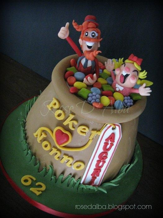Candy Crash Saga cake - Cake by Rose D' Alba cake designer