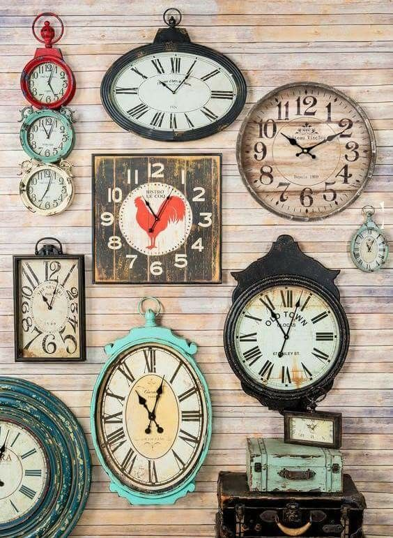 24 Best Tick Tock We Love Clocks Images On Pinterest