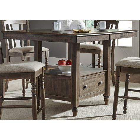 Liberty Furniture Industries Candlewood Center Kitchen Island - LFI2773-1