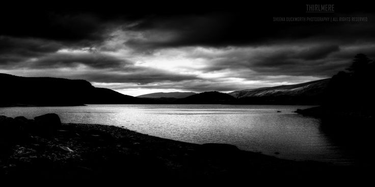 Scenery, Landscape, Lake, The Lake District, Water, Mountains, Sky, Clouds, Mood, Moody, Atmosphere, Scenic, Dreamy, Sheena Duckworth Photography