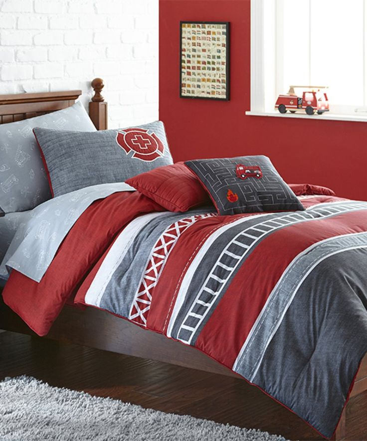 Take a look at this Ladder 23 Comforter Set today!