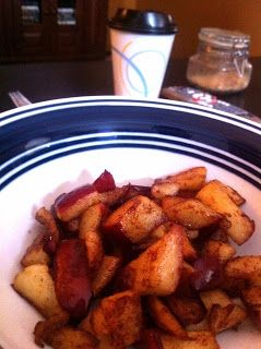 Paleo cinnamon apples...can used for FMD in phase 3 with coconut oil. add a little stevia for extra sweetness