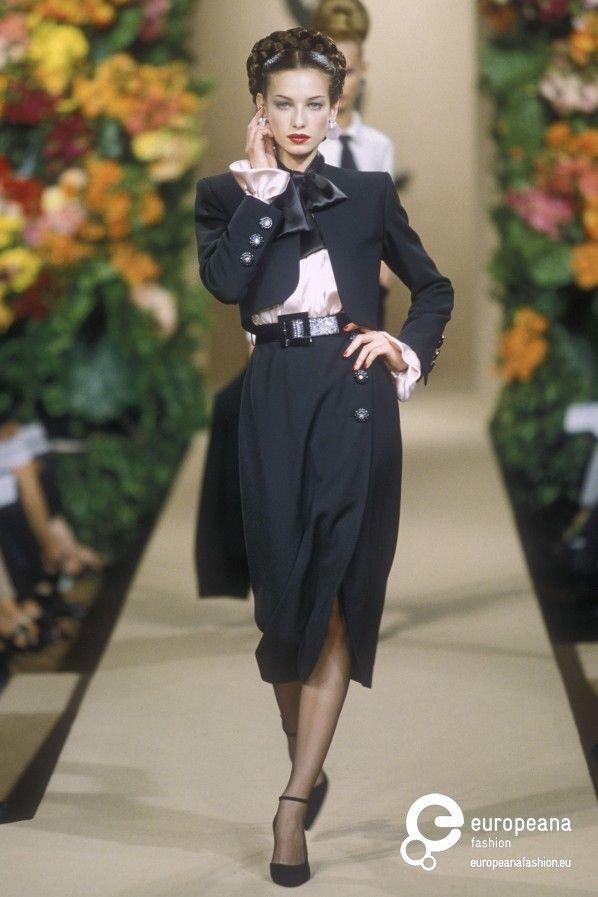Yves Saint Laurent, Autumn-Winter 1999, Couture