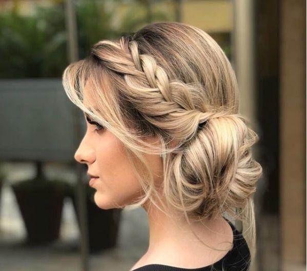 10 Penteados De Festa 2018 Hair Penteado Cabelo Curto