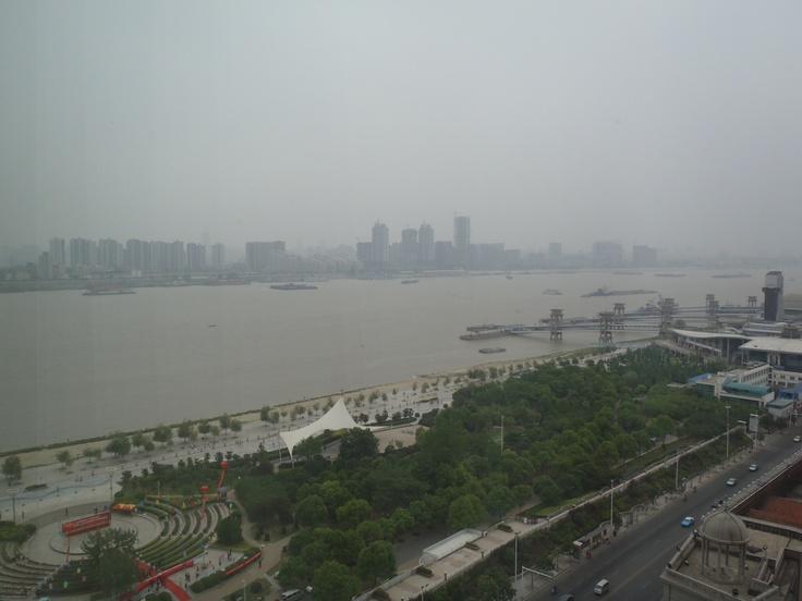 Yangtze River, Wuhan, China
