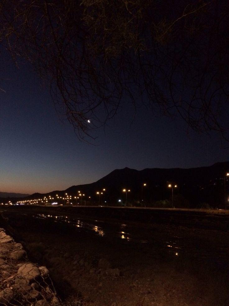 Santiago, en paz