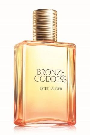Estee Lauder Bronze Goddess Eau Fraiche Skinscent 2015--opens with zesty citrus notes of Sicilian bergamot, mandarin, lemon and orange. The heart includes tiare flower, jasmine, magnolia and orange blossom. The base consists of warm notes of amber, coconut milk, vanilla, vetiver, sandalwood and myrrh.