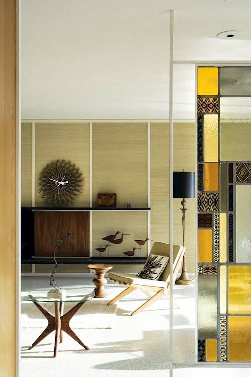 Sarasota Modern: Sun, Sea And Geometry By Andrew Weaving   More Photos In  MidCentury Issue 05 (just A Few Copies Left!