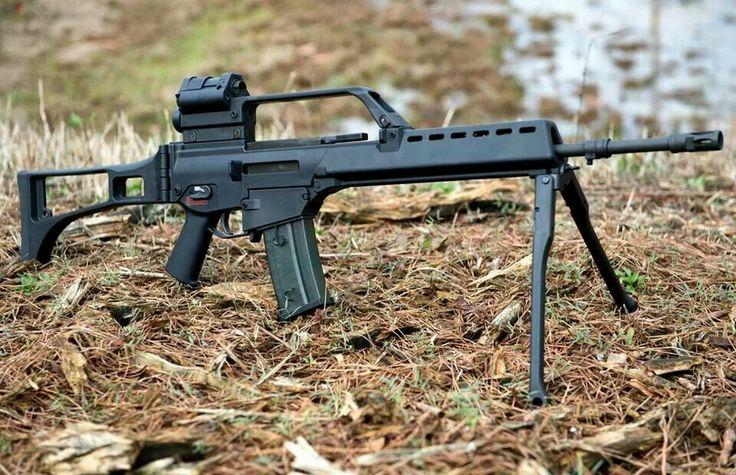 H&K MG36E