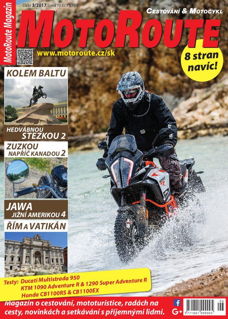MotoRoute Magazin Nr. 3/2017; Read online: https://www.alza.cz/media/motoroute-magazin-3-2017-d4977628.htm