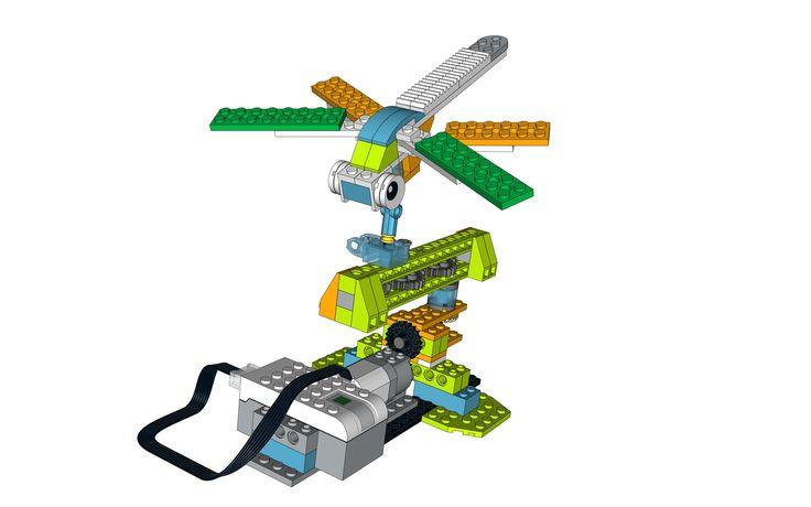 Dragonfly LEGO WeDo 2.0 SafariCAMP WeDo
