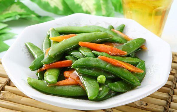 スナック豌豆の炒め横浜中華街 名物梅蘭焼きそば 中華料理 梅蘭(ばいらん)