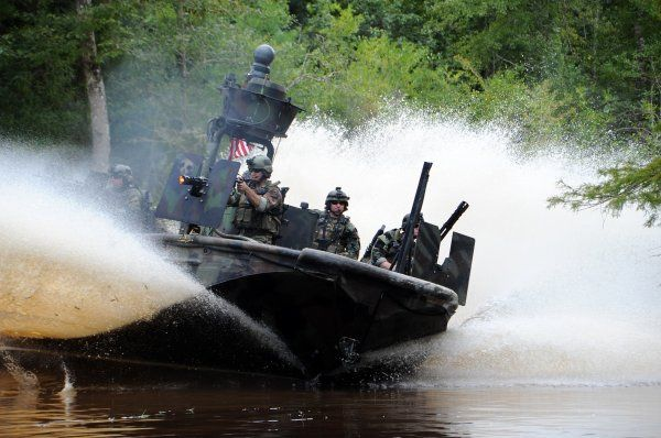 Fast Boats with Big Guns - Come Along to SwCC school where the Us navy Trains trains its elite boat crews