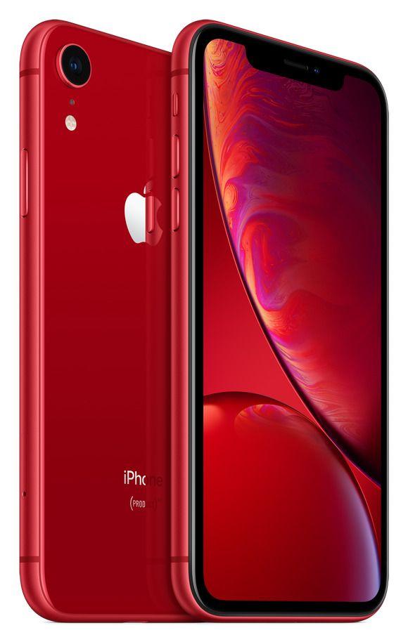 New Apple Iphone Xr Red 64gb Verizon A1984 Cdma Gsm Full Apple