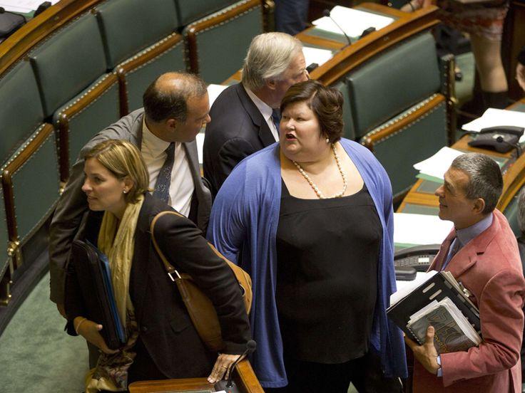 Qui est Maggie de Block, ministre de la santé belge critiquée pour son poids ?