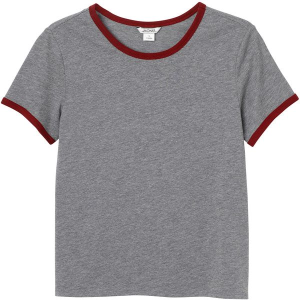 Sara tee (59 BRL) ❤ liked on Polyvore featuring tops, t-shirts, shirts, t shirts, vintage shirts, tee-shirt, 2 tone t shirts, vintage t shirts and t shirt