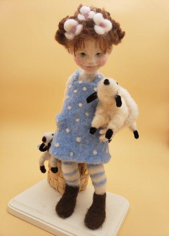 Кукла для валяния