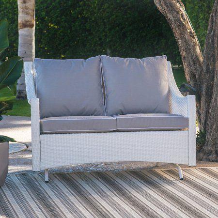 Patio Garden Patio Loveseat Outdoor Sofa Outdoor Rocking Chairs