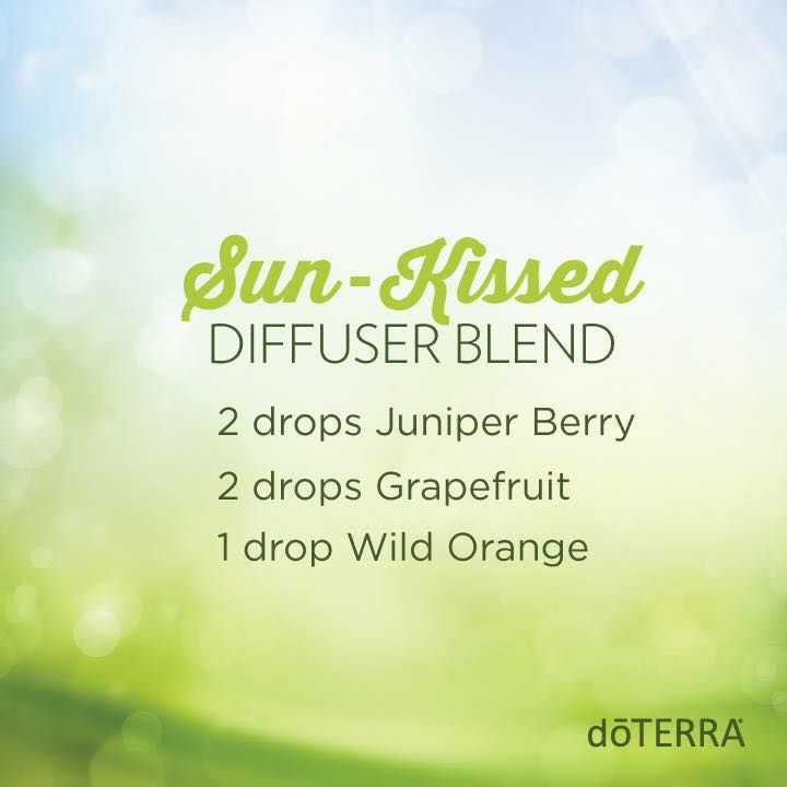Image result for doterra diffuser blends