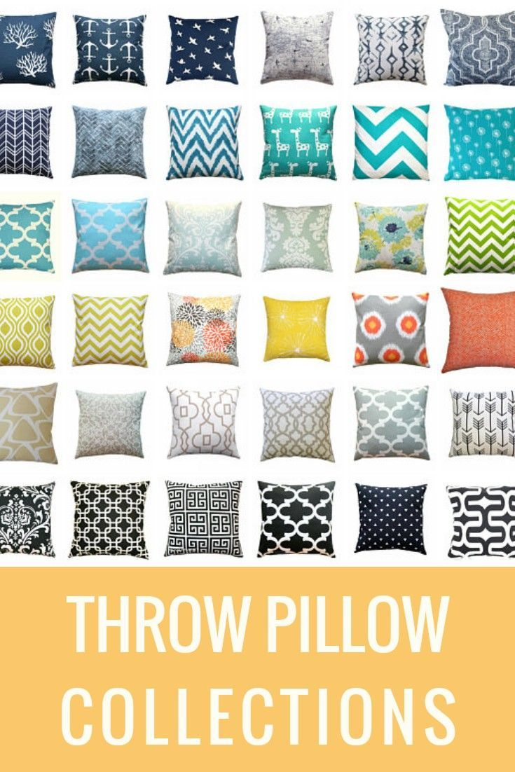 CLEARANCE Throw Pillows, Red Pillow Cover, 16x16 Zippered Pillow, Teal Cushion Cover, Grey Pillow Cases, Citrine Bed Pillows, Spring Decor #throwpillows #springdecor #springgift #etsyfinds #ad