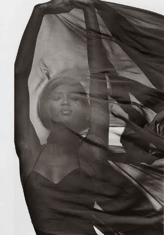 Naomi by Herb Ritts                                                       …