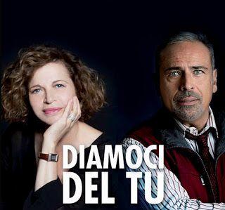 Claudia Grohovaz: DIAMOCI DEL TU - Anna Galiena e Enzo De Caro al Te...