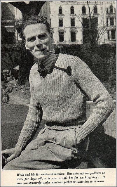 1940's jumper