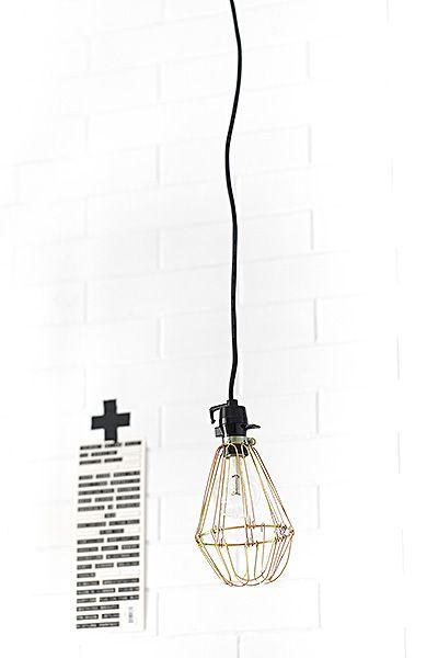 MyZorki Design Lampy Loft Lampy Industrialne Kable w Oplocie