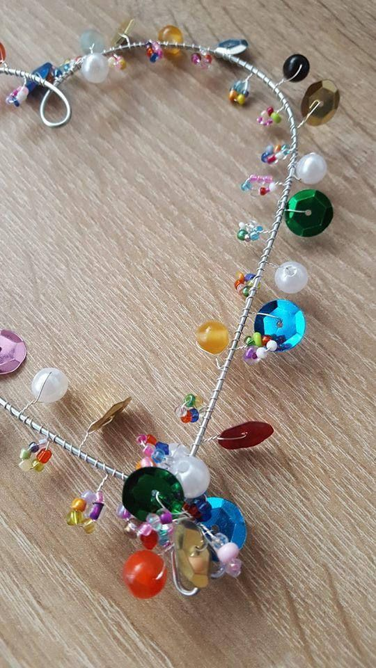 Pump Beads Window Decorations Door Decorations Suncatcher Suncatcher Wedding Decorations Boho Wireheart #slightly notes2.dogstyle.gq/