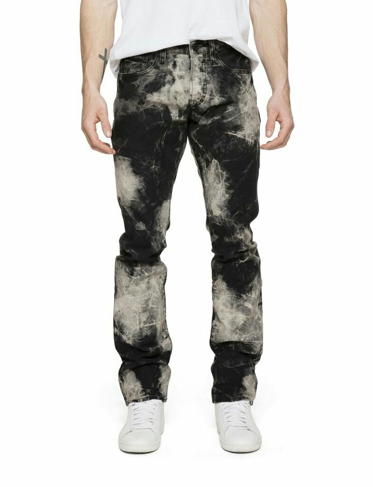 Jeans Masculinos, Vaqueros Para Correr, Pantalones De Corredor, Lámparas De  Lava, Demonios, Punk, Vaqueros De Moda, Algodón Tejido, Encajar
