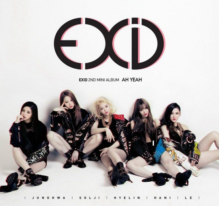 """Ah Yeah"""" is the second mini-album by South Korean girl group EXID, released on 13 April 2015 by Yedang Entertainment and distributed by Sony Music."""