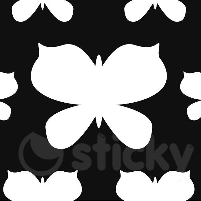 Tile Sticker BW 68 by Sticky!!!